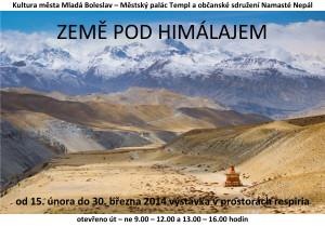 plakát Himálaj 1